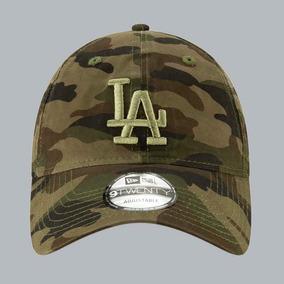 Gorra Original New Era Los Angeles Dodgers Camuflaje c7d95eb6c3b