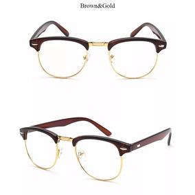 Armação P  Óculos De Grau Retro Vintage Geek Redondo Stilo - Óculos ... f8e7942096