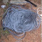 Alargue Cable Electrico Forrado En Goma 1oo Metros
