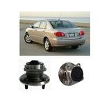 Cubo Com Rolamento Traseiro Toyota Corolla 2003 A 2008 Novo