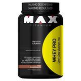 Whey Protein (1kg) - Max Titanium