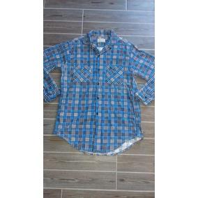 a6c504a3ac63f Camisa Antigua Epoca 1950s Sanforized Vintage M Condicion 10