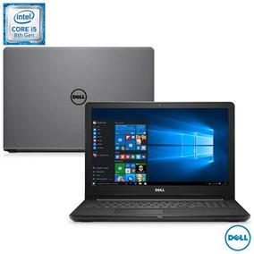Notebook Dell I5-8250u, 8gb, 2tb, 15,6 , Amd Radeon 520