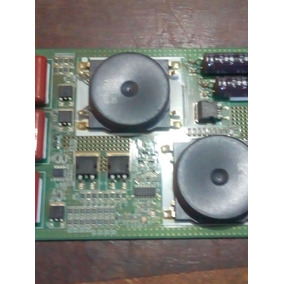 Placa Inverter Ssl460el01 Tv H-buster Hbtv-40d02 Fd
