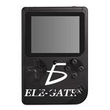 Game Box Consola Videojuego Portátil 400 Juego Ele-gate