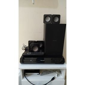 Home Theater Philips 5.1 Htd3500