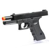 Pistola Airsoft Greengás Glock R17 Slide Metal Blowback Gbb