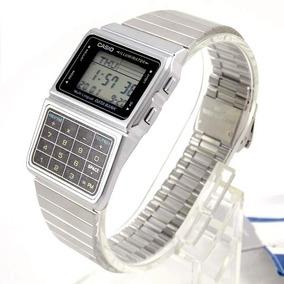 Relogio Calculadora Casio Dbc 611g 1df Classico Dourado - Relógios ... da379f434f