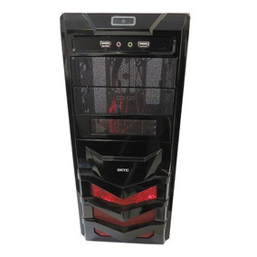 Pc Gamer I5 8400 16gb Ddr4 Ssd 120gb Hd 1tb E Gtx1050ti 4gb
