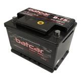 Bateria Para Auto Batcar 12x75 Alta Mayor Fuerza De Arranque