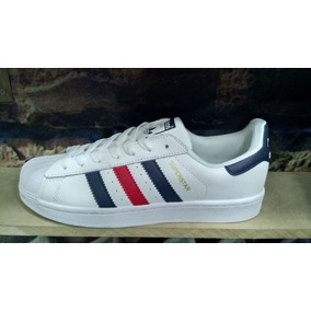 detailed look 4ba20 9ca2c Tenis Zapatillas adidas Superstar Hombre Original