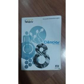 18d820367 Livro De Ciências 8º Ano - Livros de Biologia