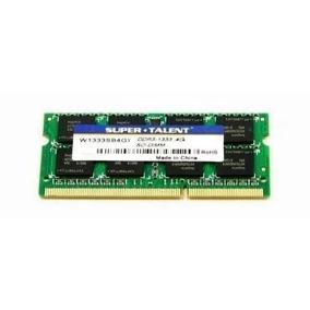 Memória Super Talent Ddr3 1333mhz 4gb Note/mac Low Voltage