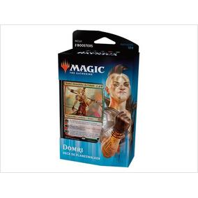 Magic The Gathering Lealdade Em Ravnica Deck Domri