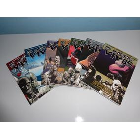 Os Mortos Vivos - Editora Hqm - Vol 1 Ao 7