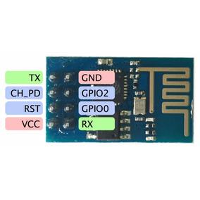 Módulo Wifi Esp8266-01 - Blue