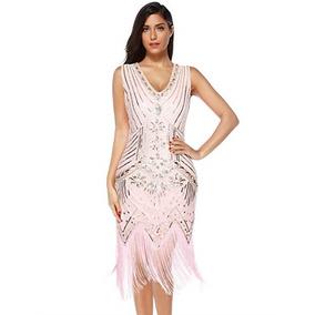 fc4565c9a Vestidos Cortos Tipo Campana Largos Mujer - Vestidos de Mujer Rosa ...