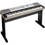 Piano De Cola Portátil Yamaha Ypg-535 De 88 Teclas Con...