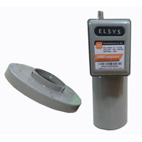 Lnbf Monoponto Elsys Banda C Com Filtro Wi-max