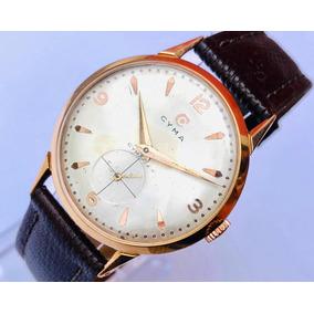 e1b117ce6f9 Cord O De Ouro Com Perola - Relógios no Mercado Livre Brasil