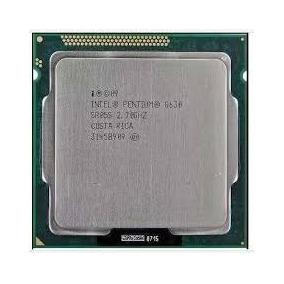 Procesador Intel G630 Socket 1155 Lga 15$