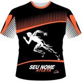 Camisa Corrida Corredor Maratona Personalizada 280-2 23c723b859d