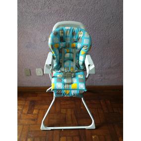 ea10b1a22 Cadeirão Cadeira Para Alimentação Burigotto Siena Xl - Bebês no ...
