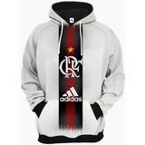 a3882b2319fa8 Kit Com 02 Casacos Do Flamengo Time - 12x S  Juros