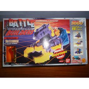 Vendo Vehículo Motorizado The Scorpion De Battle Builders