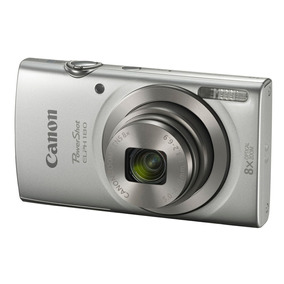 Canon Elph 180 Cámara Digital 20 Mp Zoom 8x Lcd Video Hd *