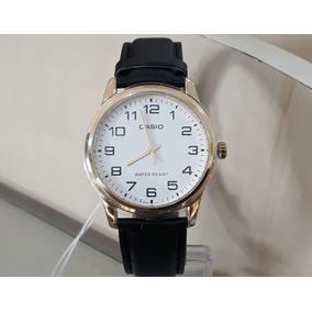 Relógio Social Masculino Casio Mtp-v001gl