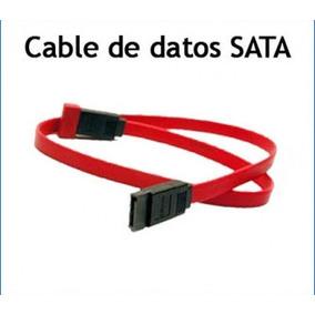 Cable De Datos Sata De 60cmt, Sellados En Blister Oferta