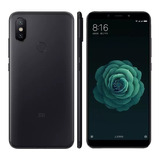 Celular Xiaomi Mi A2 64gb/4gb Dual Sim Com Biometria + Capa
