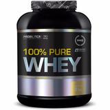 100% Pure Whey Protein 2kg Baunilha - Probiótica - Envio Já!