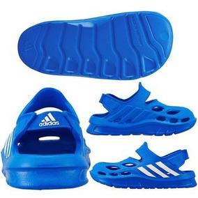 check out b3746 f408a Sandalias Para Niños adidas Kids Varisol - Azul