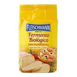 Fermento Biológico Fleischmann Seco Instantâneo 125g