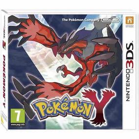 Pokémon Y Nitendo 3ds
