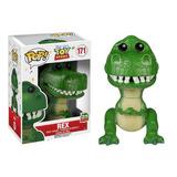 Funko Pop Disney Toy Story Rex (vaulted)