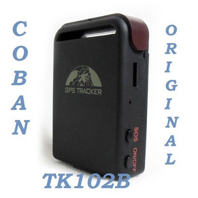 Rastreador Tk102 Tk102b Original Gps Celular Tracker Coban