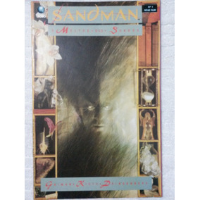 Sandman # 01 - Globo ! Raridade ! Excelente !