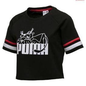 Playera Puma Super 575225-01 Negro