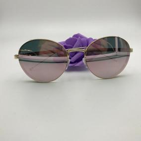 b1bdbbca2 Oculos Sem Aro Redondo Rosa - Óculos no Mercado Livre Brasil