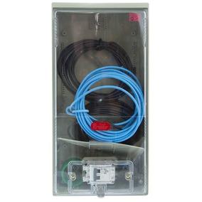 dcebb885e47 Caixa De Luz Padrao Eletropaulo 1 Relogio no Mercado Livre Brasil