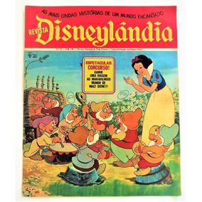 Revista Disneylandia Nº 32 - Editora Abril - 1972