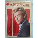Box Dvd The Mentalist - 2 Temporada Original