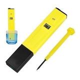 Medidor De Ph Digital Phmetro Lcd Bateria Inclusa Dura 700h