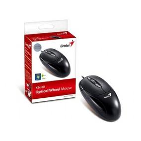 Mouse Genius Xscroll Preto Ps/2 800dpi
