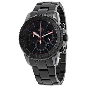 f8e23db64d8a Reloj Armani Exchange Ax1222 Con Cronógrafo 100 riginales - Joyas y ...