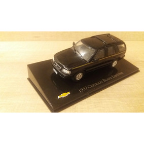 Miniatura Blazer Executive 1:43 Salvat Ano 1997 Edição 70