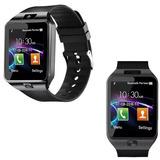 ff808b41fa5 Relógio Bluetooth Smartwatch Dz09 Android Prata no Mercado Livre Brasil